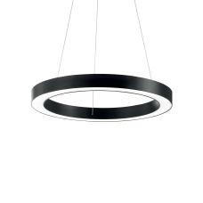 38W suspended lamp with 1 light ORACLE, 3000K, black