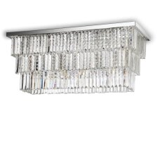 Ceiling lamp with 6 lights MARTINEZ, E14, white