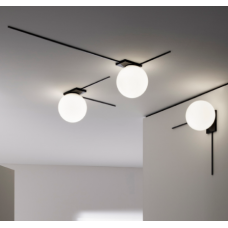 STARLET WHITE LED for open spaces 3W 3h AT