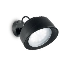 Wall lamp with 1 light TOMMY, GX53, black